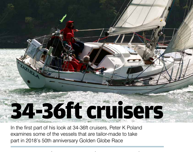 34-36ft Cruiser Article Image