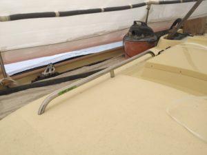 PRP9-10 Custom-made handrail on board