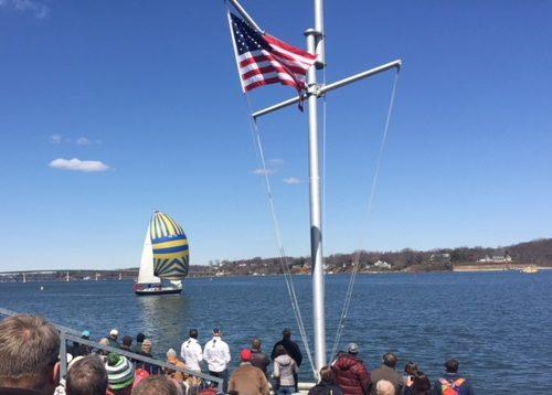 Puffin Restoration Part 16: Annapolis Detour