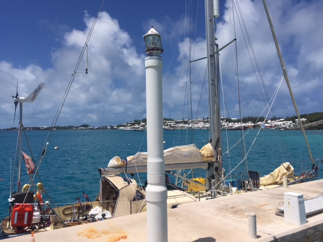 Puffin in the GGR, Part 1: Shakedown Cruise to Bermuda