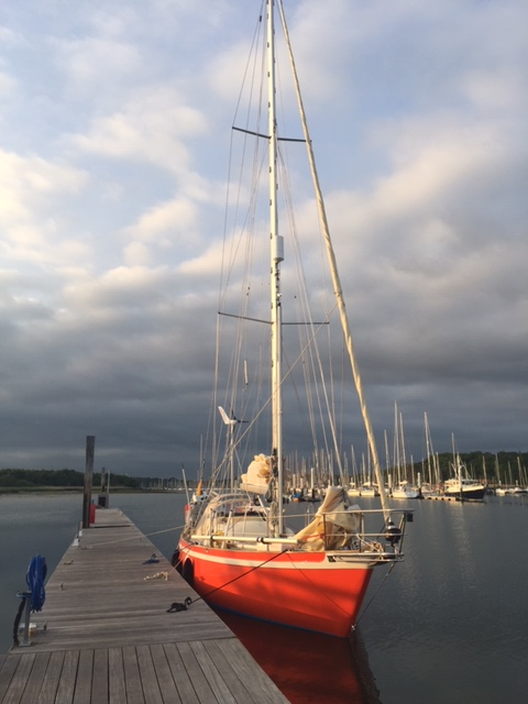 Golden Globe Race 2018 Part 2: Bermuda-Hamble-Falmouth Ocean Crossing