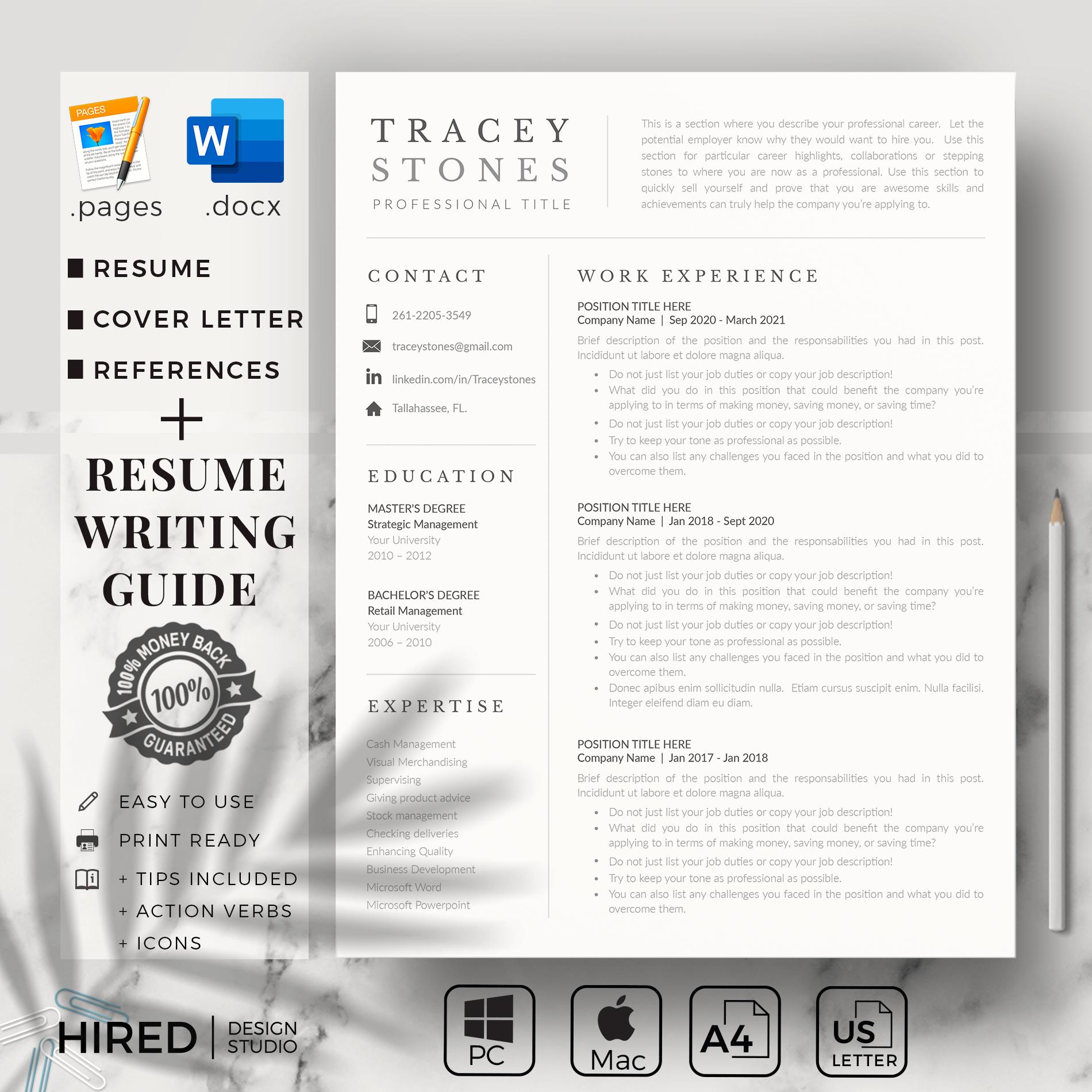 """""""Tracey Stones"""""""
