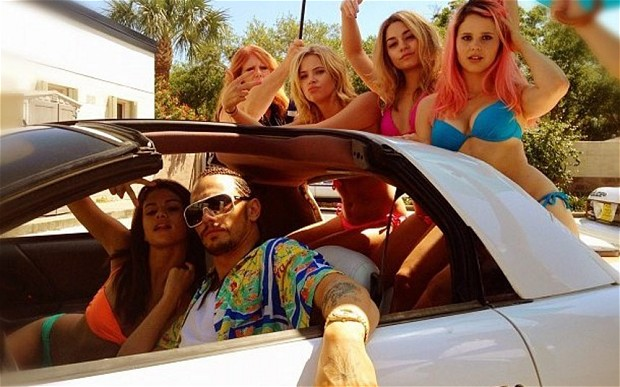 Spring Breakers (Harmony Korine, US)