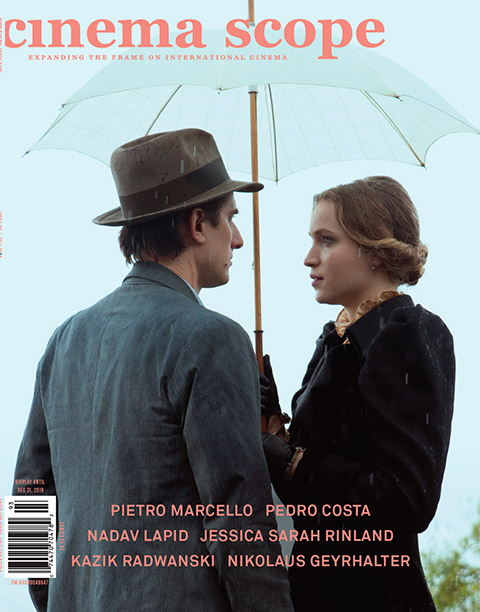 Cinema Scope Issue 80