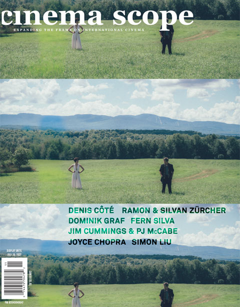 Cinema Scope Issue 86