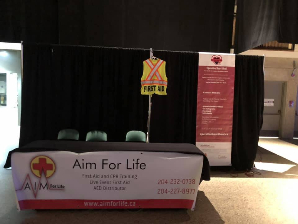 event first aid, event first aid services, first aid winnipeg, first aid manitoba