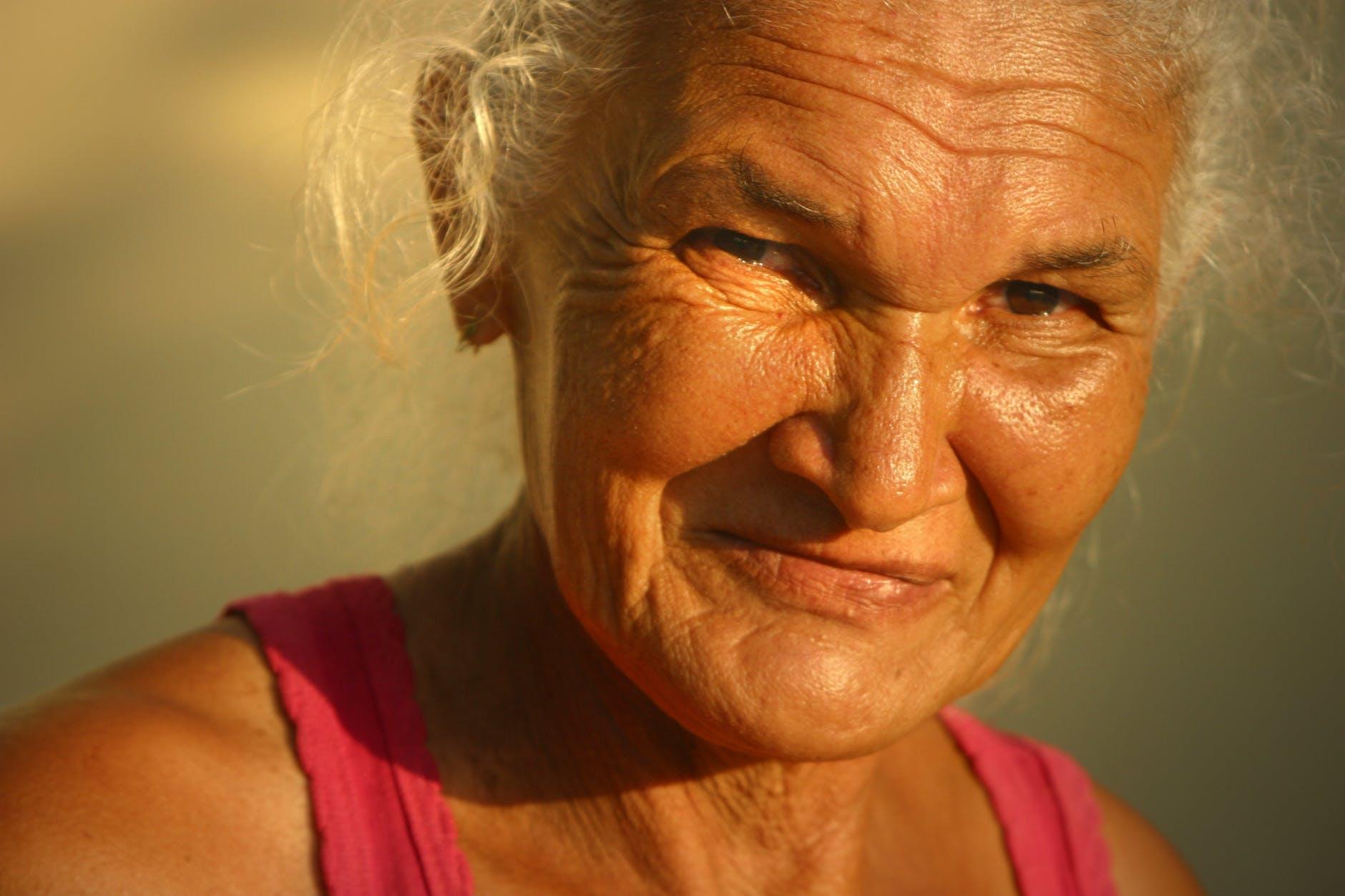 long term care resident