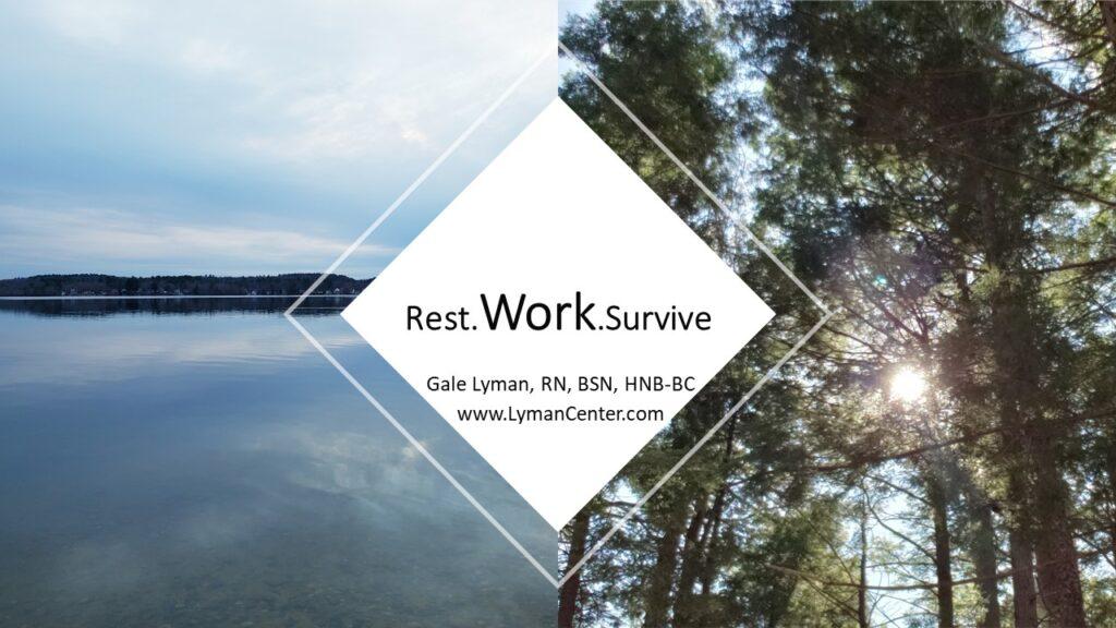 online program for healthcare employee stress