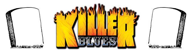 Killer Blues Headstone Project