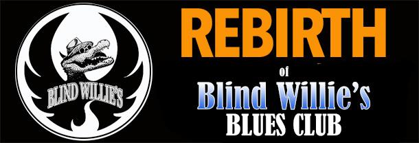 Blind Willie's Rebirth