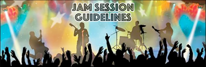 ABS Jam Session Rules