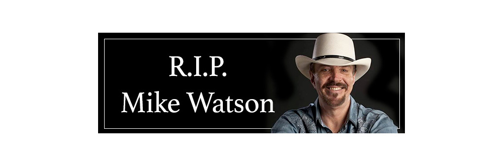 R.I.P., Mike Watson