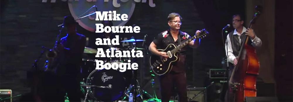 Mike Bourne & Atlanta Boogie