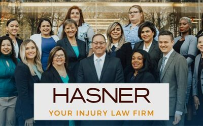 New Gold Sponsor: Hasner Law