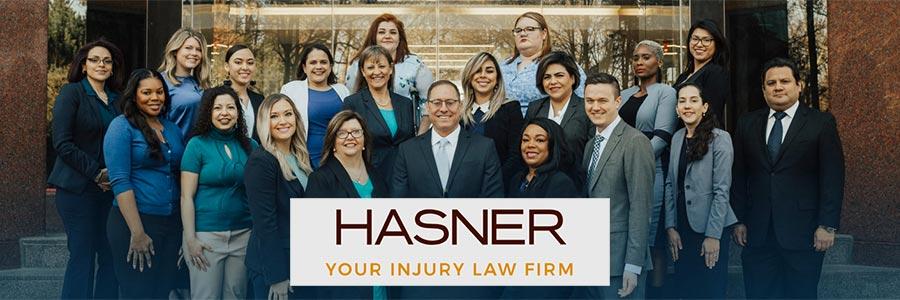 New Gold Sponsor: Hasner Law P.C.