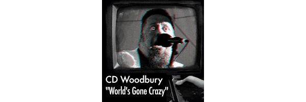 CD Woodbury, blues artist