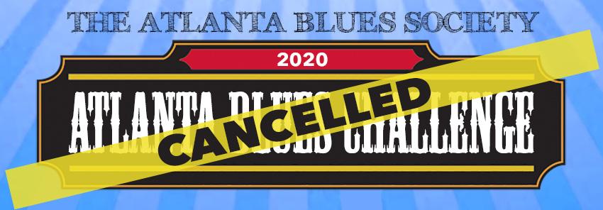 Atlanta Blues Challenge Canceled