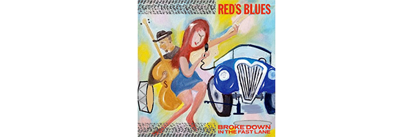 Red/s Blues CD Review