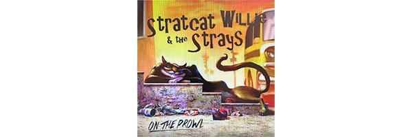 StratCat Willie & the Strays