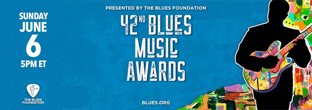 42nd Blues Music Awards!