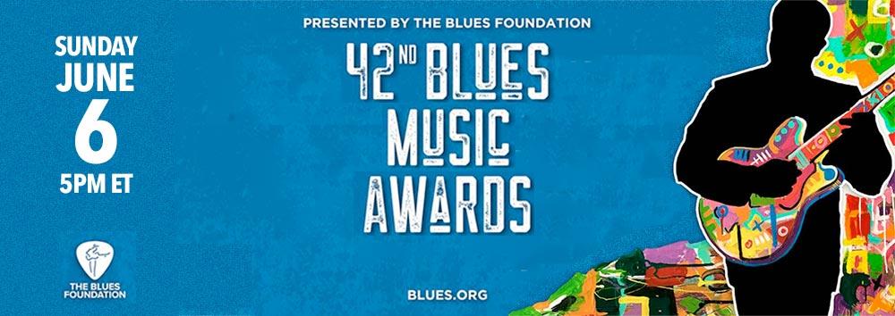 42nd Blues Music Awards Winners