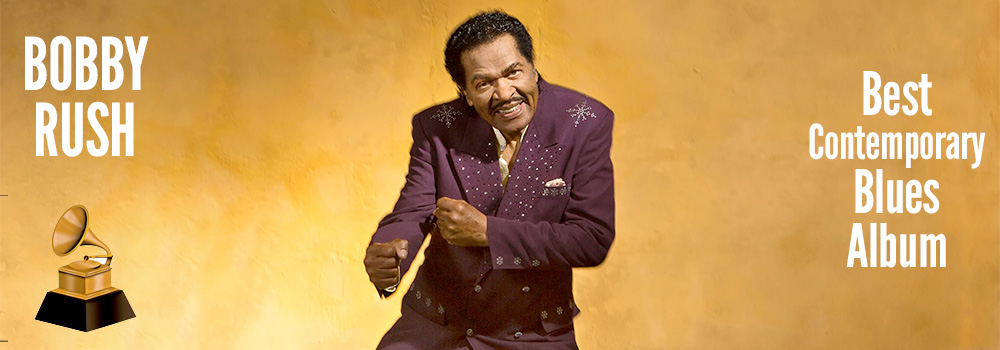 Bobby Rush Wins a Grammy