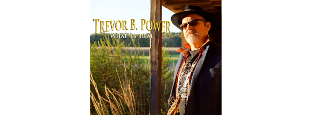 Trevor B Power CD