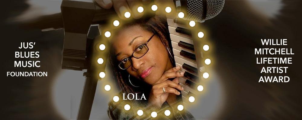 Lola Wins Lifetime Artist Award