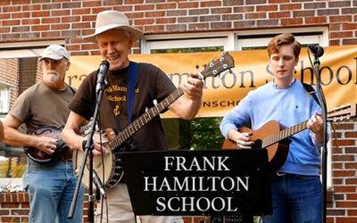Frank Hamilton School New Term