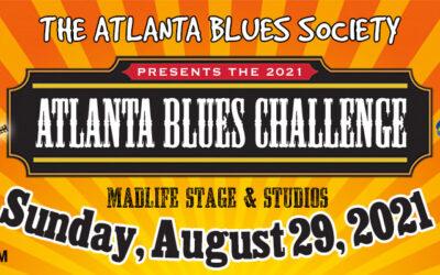 Atlanta Blues Challenge 2021