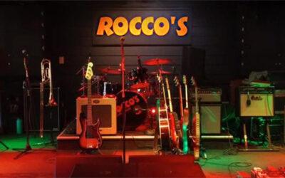New Gold Sponsor: Rocco's Pub