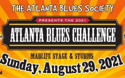 2021 Atlanta Blues Challenge