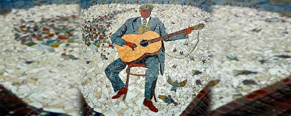 Blind Willie McTell Mural