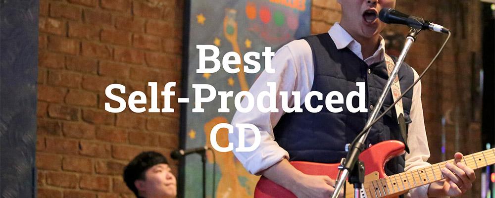 Self-Produced CD