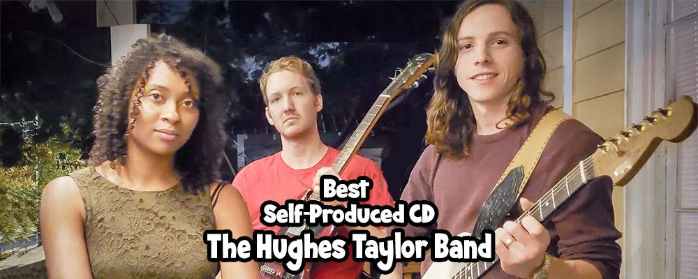 Best Self-Produced CD Chosen