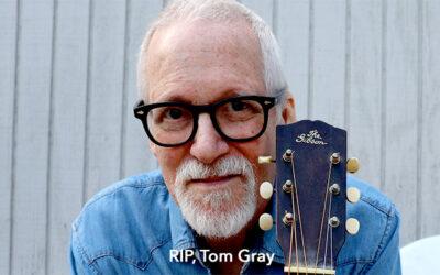 RIP Tom Gray of Delta Moon