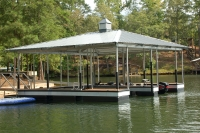 Lake Wedowee Hip Roof