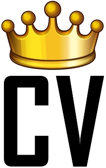 CV King Logo - Large