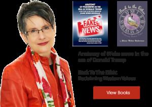 Author, Blogger, Diane Bederman