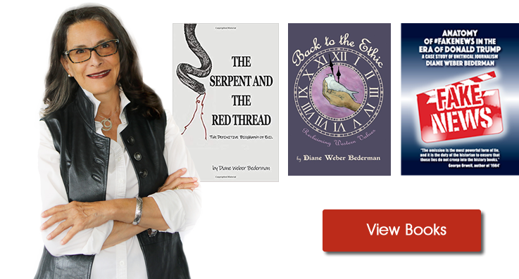 Diane Bederman- author, blogger