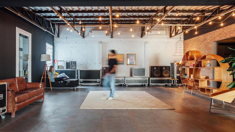 Audio Porto: Um estúdio no ecossistema de inovação