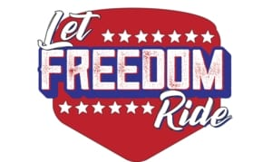 LET FREEDOM RIDE