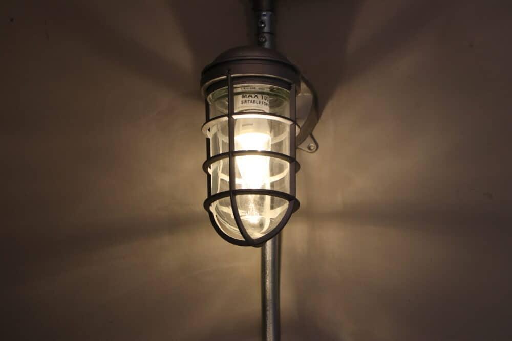 security lighting in spokane, wa