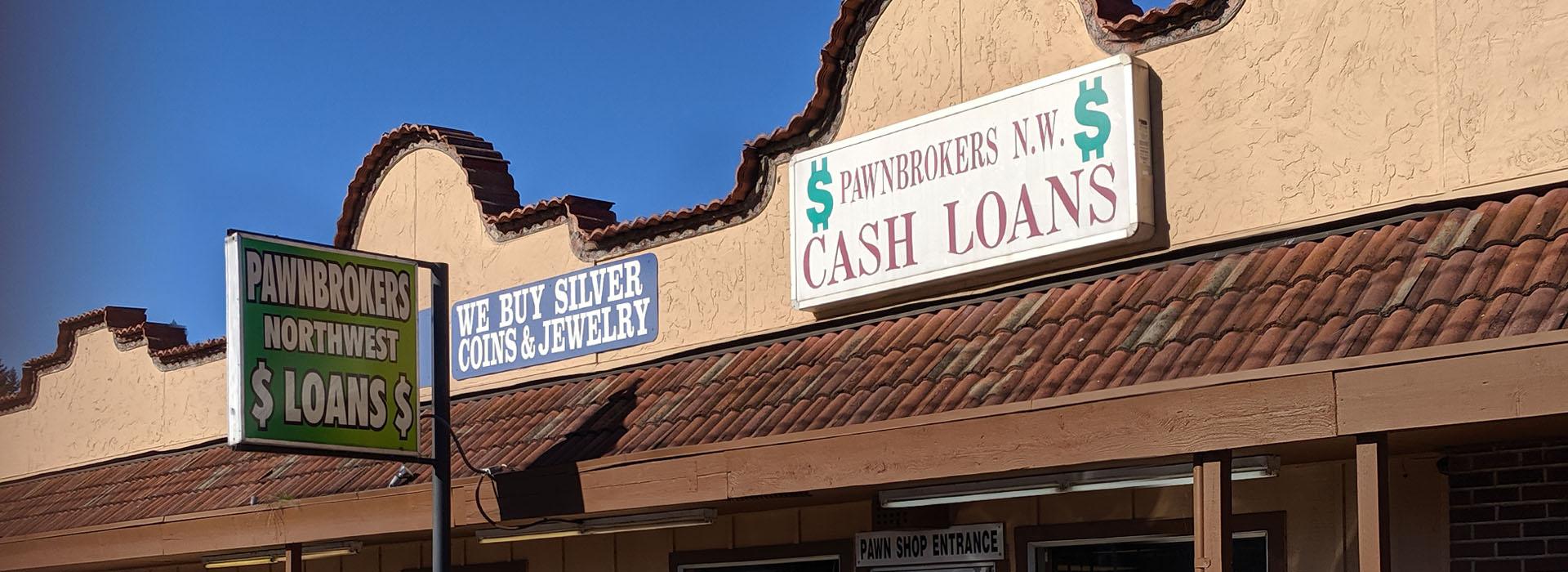 Pawnbrokers Northwest