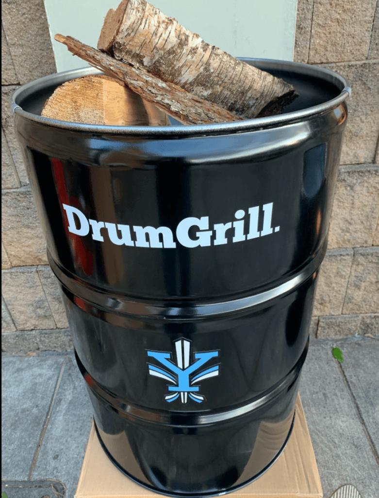 YHS Burn Barrel