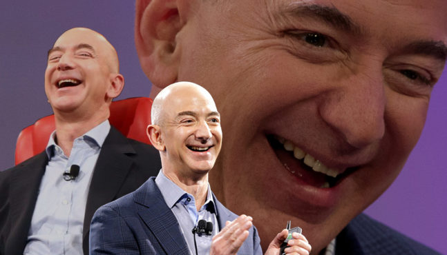 Is Jeff Bezos Pushing his Business Agenda Through WashPost?
