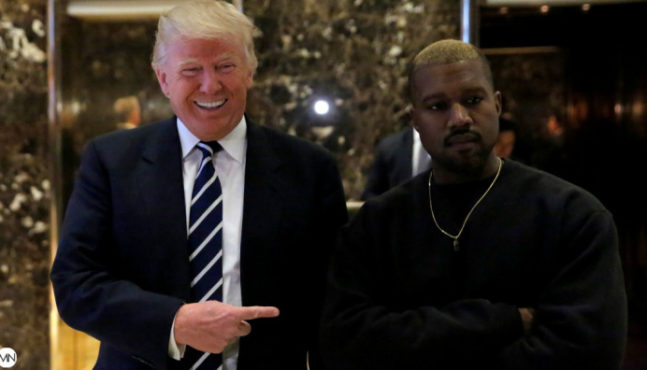 "President Trump and ""The Kanye Effect"""