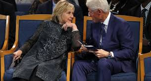 America Done With the Clintons?