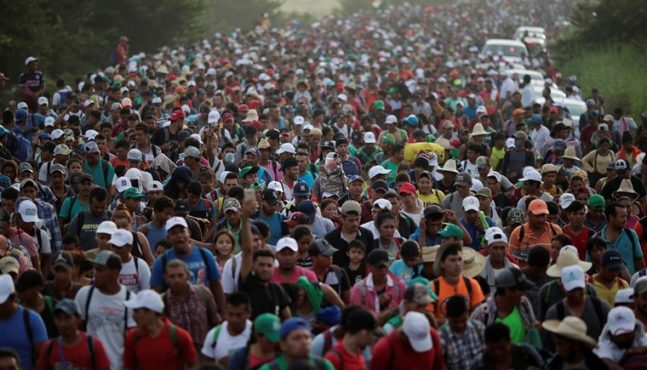 "The Next ""Migrant Caravan"" is on its Way. Shocker…"