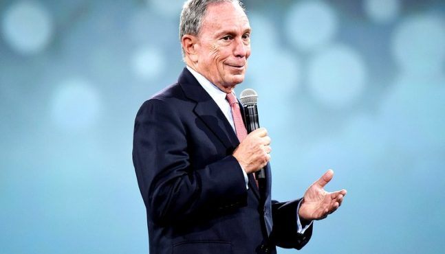 Which is More Dangerous – Michael Bloomberg Running for President or Not Running?